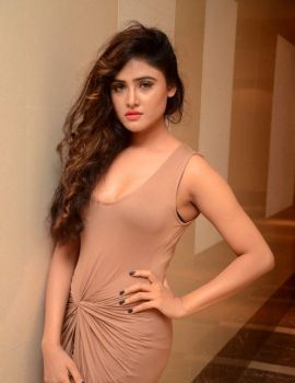 Sony Charishta Stills at 101 Trends Exhibition Press Meet