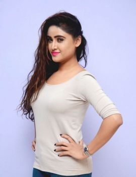 Sony Charista Stills at Evaro Thanevaro Audio Launch