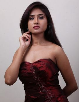 Telugu Actress Sony Charishta Latest Photoshoot Stills