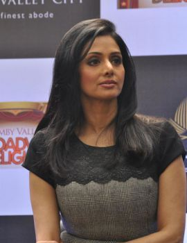 Sridevi Aamby Valley Broadway Launch Event