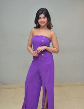 Srijita Ghosh at Telugu Movie www.Meenabazar Press Meet