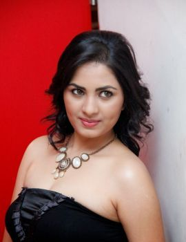 Srushti Dange Photos at April Fool Movie Audio Platinum Disk Function