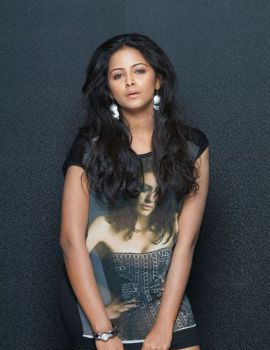 Subhiksha Latest Photoshoot in T-Shirt