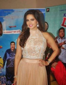 Sunny Leone at Kuch Kuch Locha Hai Movie Music Launch