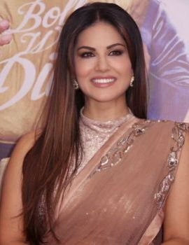 Sunny Leone at Kuch Locha Hai Hindi Movie Promotion in Delhi