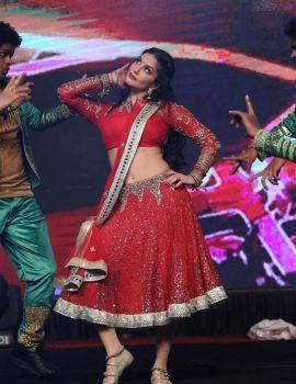 Sunny Leone Dance Performance Stills at Rogue Movie Audio Launch