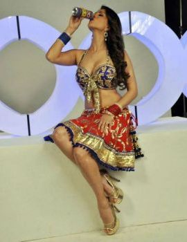 Sunny Leone Photo Shoot at Energy Drink Launch