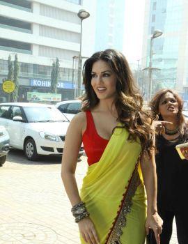 Sunny Leone Photos at Ek Paheli Leela Movie Trailer Launch