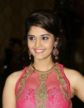 Actress Surabhi Latest Stills at Beeruva Telugu Movie Audio Launch