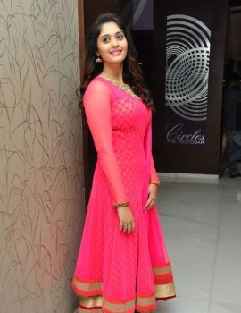 Surbhi at Gentleman Success Meet