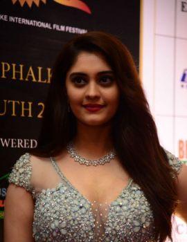 Surbhi Puranik at Dada Saheb Phalke Awards South 2019 Stills