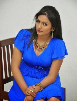 Swetha Varma at Gang of Gabbar Singh Movie Audio Release Function