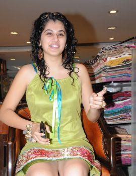 Taapsee Pannu at Neerus Store Hyderabad