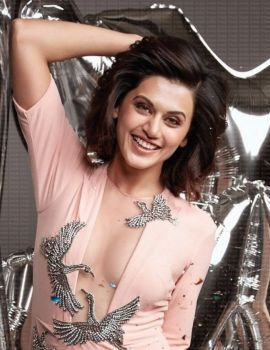 Taapsee Pannu Gorgeous Photoshoot for FHM India February 2017