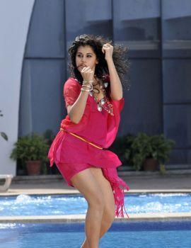 Taapsee Pannu hot Stills from Movie Veera