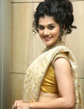 Taapsee Pannu Looking Gorgeous in Ethnic Dress