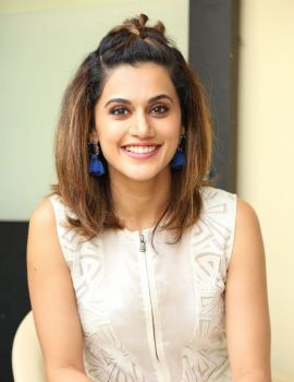 Telugu Heroine Taapsee Pannu Interview about Anando Brahma Movie