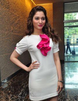 Actress Tamanna at Shop CJ Launch Photos