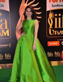Tamanna at IIFA Utsavam 2016 Day Two