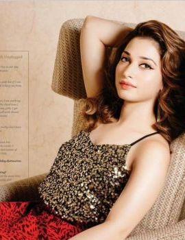 Tamanna Bhatia Hot Photoshoot for JFW Magazine September 2015