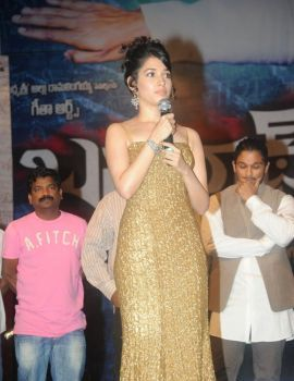 Tamanna Latest Stills at Badrinath Audio Release Function