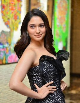 Tamanna Latest Stills at Naa Nuvve Audio Launch