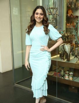 Tamannaah Photos at 11th Hour Web Series First Look Launch