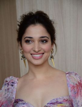 Tamannaah Photos at 11th Hour Web Series Press Meet