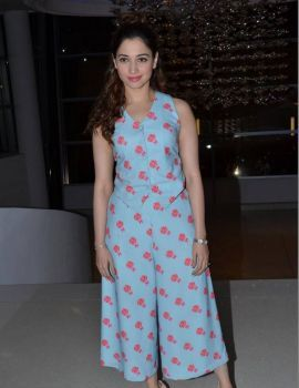 Tamannaah Photos at Bengal Tiger Movie Success Meet