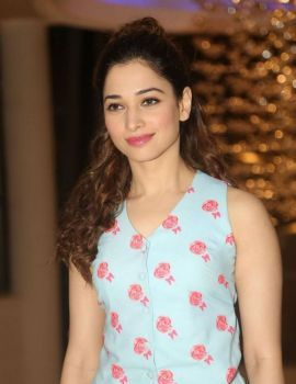 Tamannaah Photos at Bengal Tiger Movie Success Meet