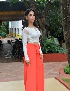Tamannaah Stills at Abhinetri Movie Interview