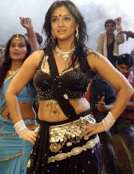 Tanu Roy Item Number from Hero Movie