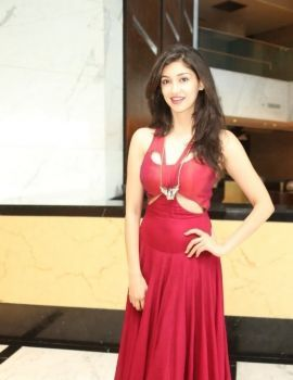 Tanvi Vyas at 4th Edition of Kingfisher International Fashion Week