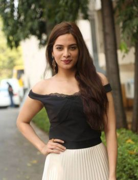 Tanya Hope Stills at Appatlo Okadundevadu Audio Launch