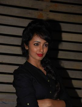 Tejaswi at Felicitation To Infinity Ride 2015 Bicycle Riders in Hyderabad