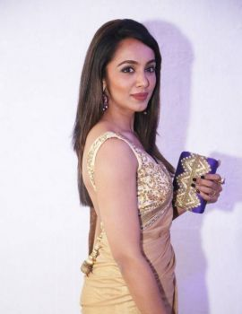 Tejaswi Photos at Mister Pre Release Event
