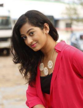 Tejaswini Latest Stills at Kalanilayam Creations Movie Press Meet
