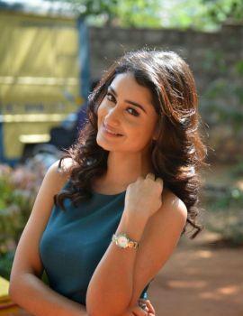Tridha Stills at Surya Vs Surya Teaser Launch