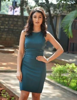 Tridha Stills at Surya Vs Surya Teaser Launch