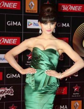 Urvashi Rautela at The GIMA Awards 2015 Event in Mumbai