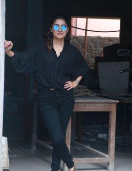 Tamil Actress Vani Bhojan Latest Photoshoot Stills