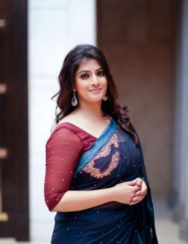 Tamil Actress Varalakshmi Sarathkumar Photos at Pandem Kodi 2 Press Meet