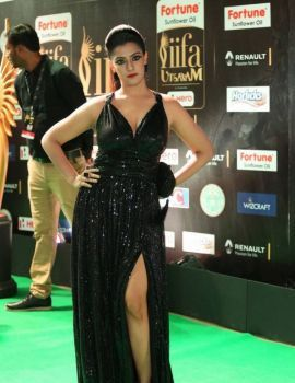 Varalakshmi Stills at IIFA Utsavam Awards 2017 Day 2