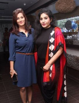 Varalaxmi Sarathkumar at O2 Fitness Studio
