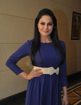 Veena Malik at Zindagi 50-50 Movie Press Meet