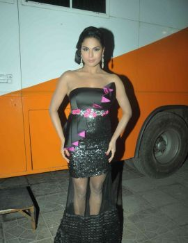 Veena Mallik at Super Model Movie Music Launch