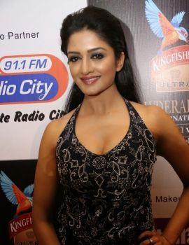 Vimala Raman at Kingfisher Ultra Hyderabad International Fashion Week