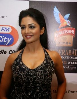 Vimala Raman at Kingfisher Ultra Hyderabad International Fashion Week