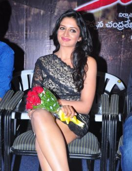 Vimala Raman in Telugu Movie Kullu Manali Audio Release