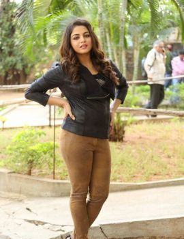 Godha Movie Fame Actress Wamiqa Gabbi Photoshoot Stills